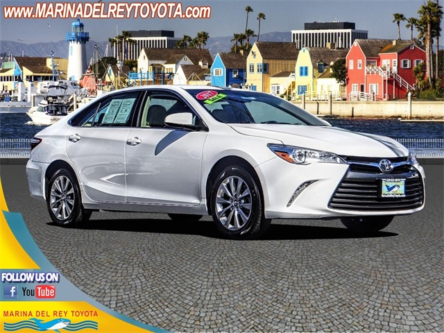 Pre Owned 2017 Toyota Camry Xle