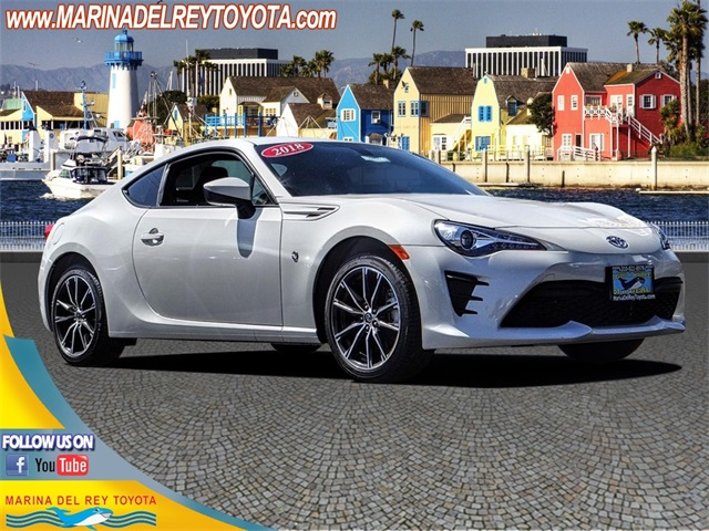 New 2018 Toyota 86 Base