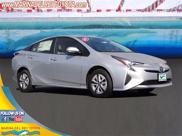 new 2017 toyota prius two eco hatchback in marina del rey 31147 marina del rey toyota. Black Bedroom Furniture Sets. Home Design Ideas