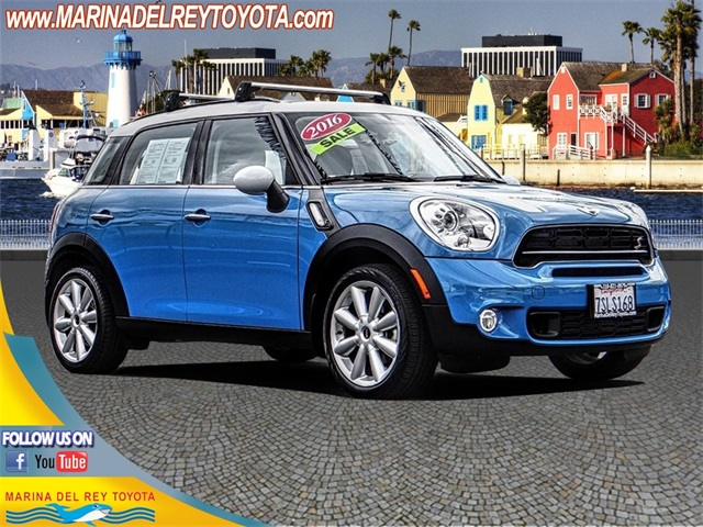 Pre Owned 2016 Mini Cooper S Countryman Base 4d Sport Utility In