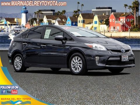 Pre-Owned 2013 Toyota Prius Plug-in Base